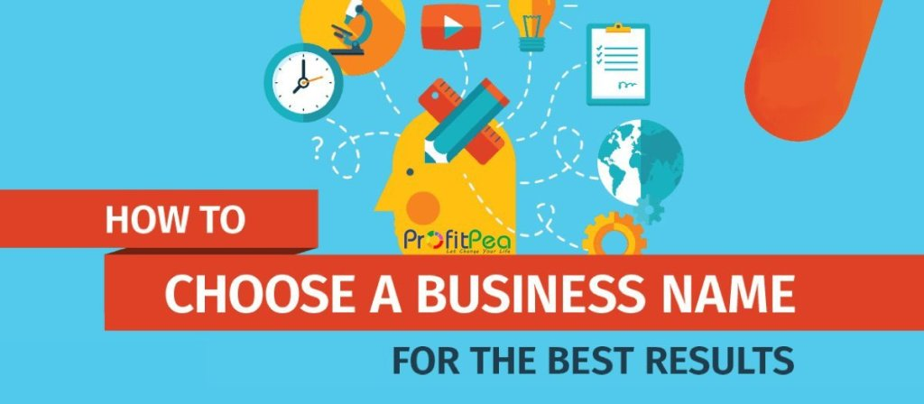 choose the best company name for your business