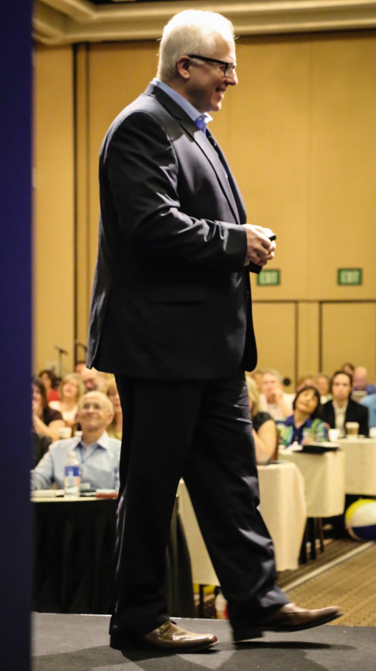 Ford Saeks keynote speaking