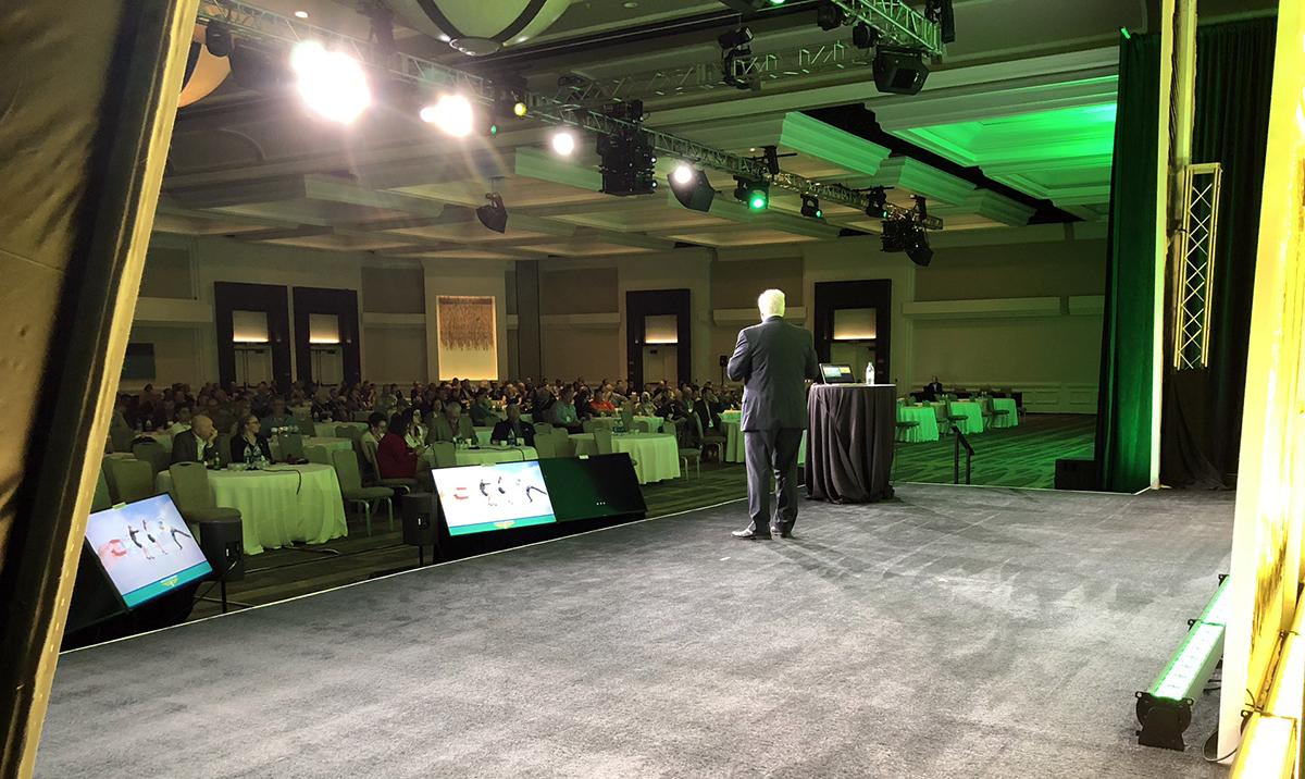 Ford Saeks Business Keynote Speaker