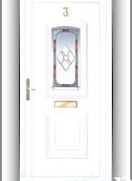 Chesire C2 műanyag bejárati ajtó díszpanel