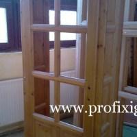 8 kazettás üveg nélküli belső ajtó