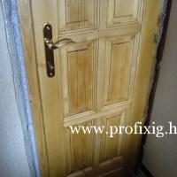 Kazettás beltéri ajtó