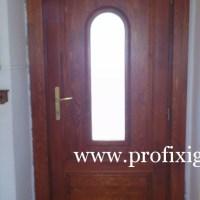 fa bejárati ajtó hőátbocsátási tényezője