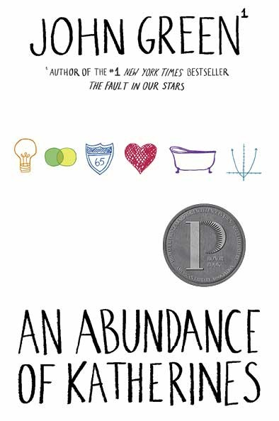 Book Review: An Abundance of Katherines #150Books