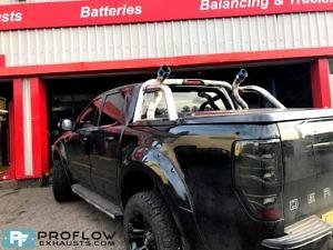 ford ranger custom built dual stack