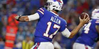 Josh Allen - Buffalo Bills