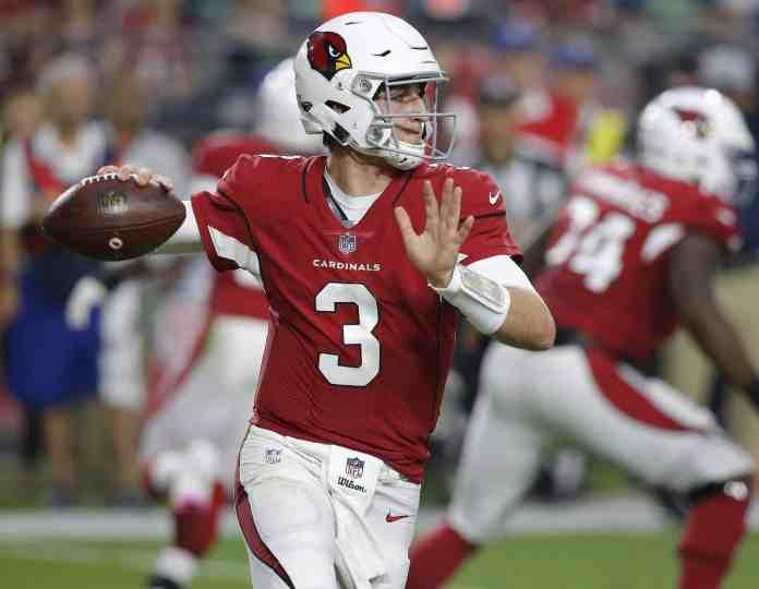 Josh Rosen - Arizona Cardinals
