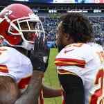 Kansas City Chiefs - Justin Houston and Eric Berry