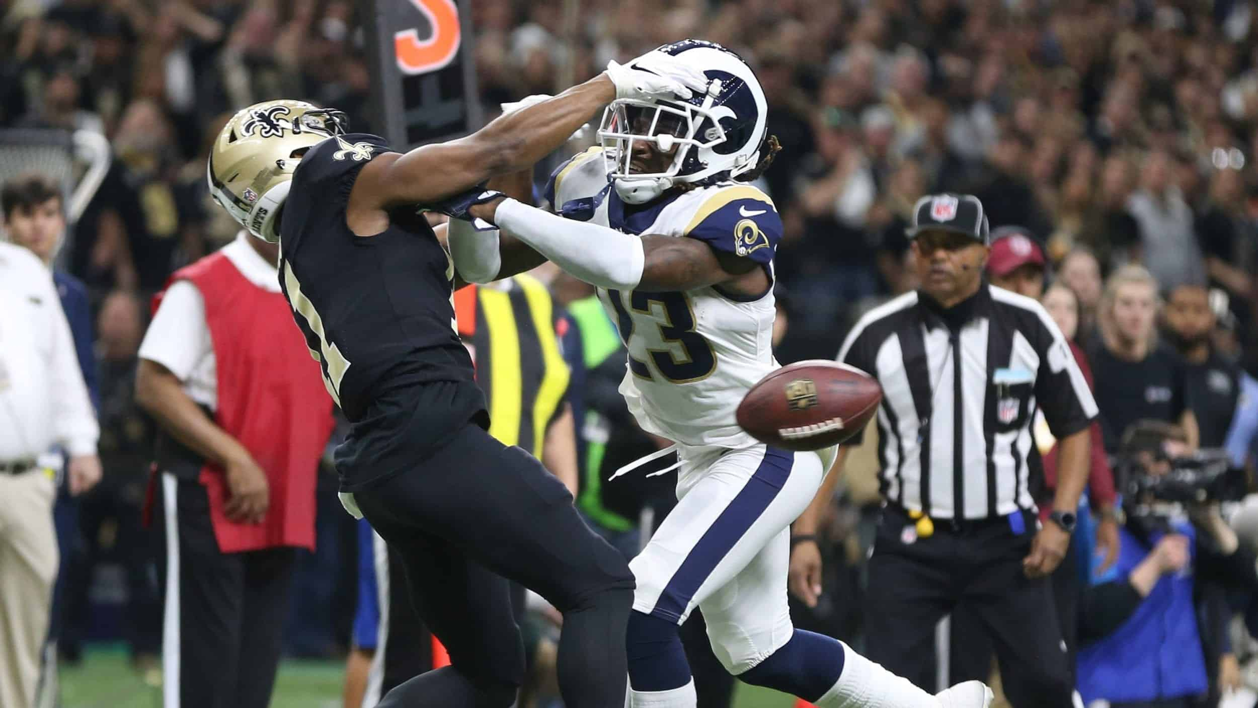 NFL Owner's Meeting - Pass Interference