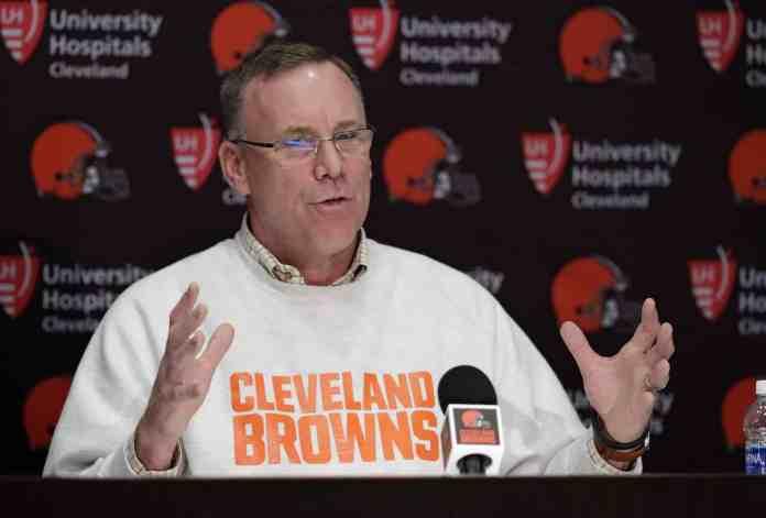 Cleveland Browns John Dorsey