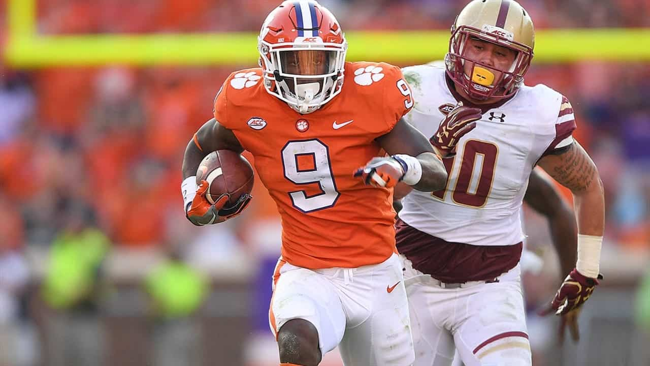 Best Running Back In The Nfl 2020 2020 NFL Draft: Travis Etienne highlights a strong running back class