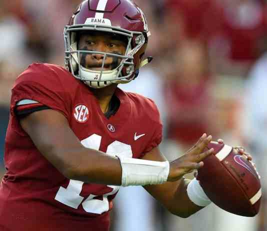 Tua Tagovailoa | Alabama Crimson Tide