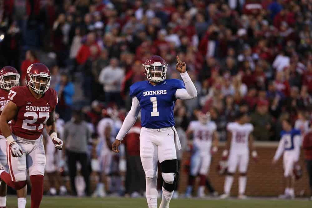 Oklahoma Jalen Hurts - 2020 NFL Draft