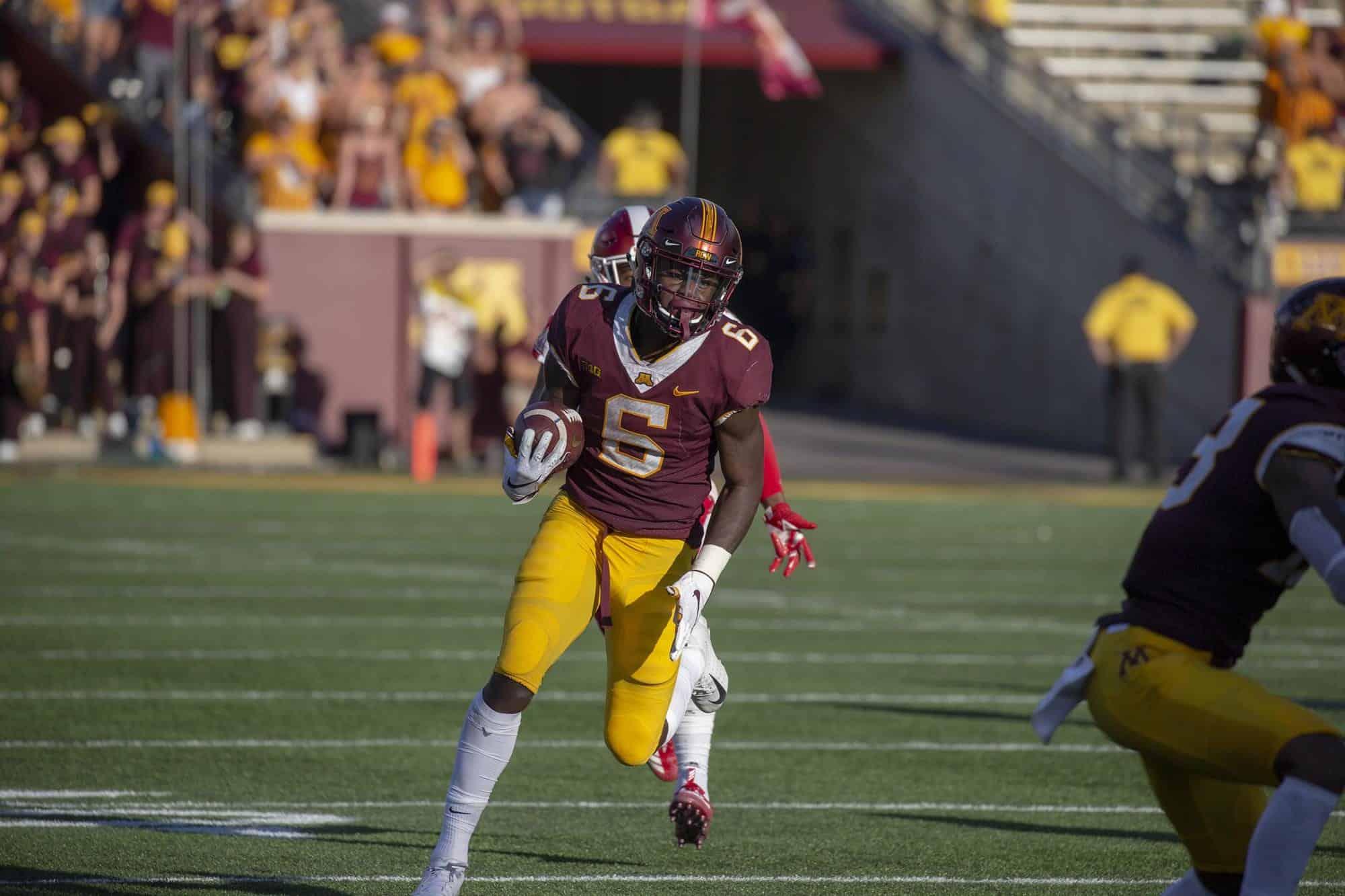 6dea5eff 2020 NFL Draft Prospect Preview: Tyler Johnson, WR, Minnesota