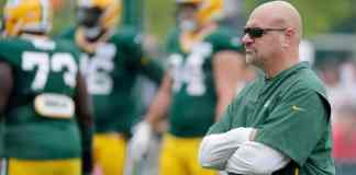 Green Bay Packers Mike Pettine
