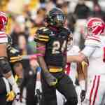 Akeem Davis-Gaither - Appalachian State - NFL Draft