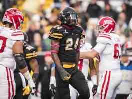 Akeem Davis-Gaither - Appalachian State - NFL Draft