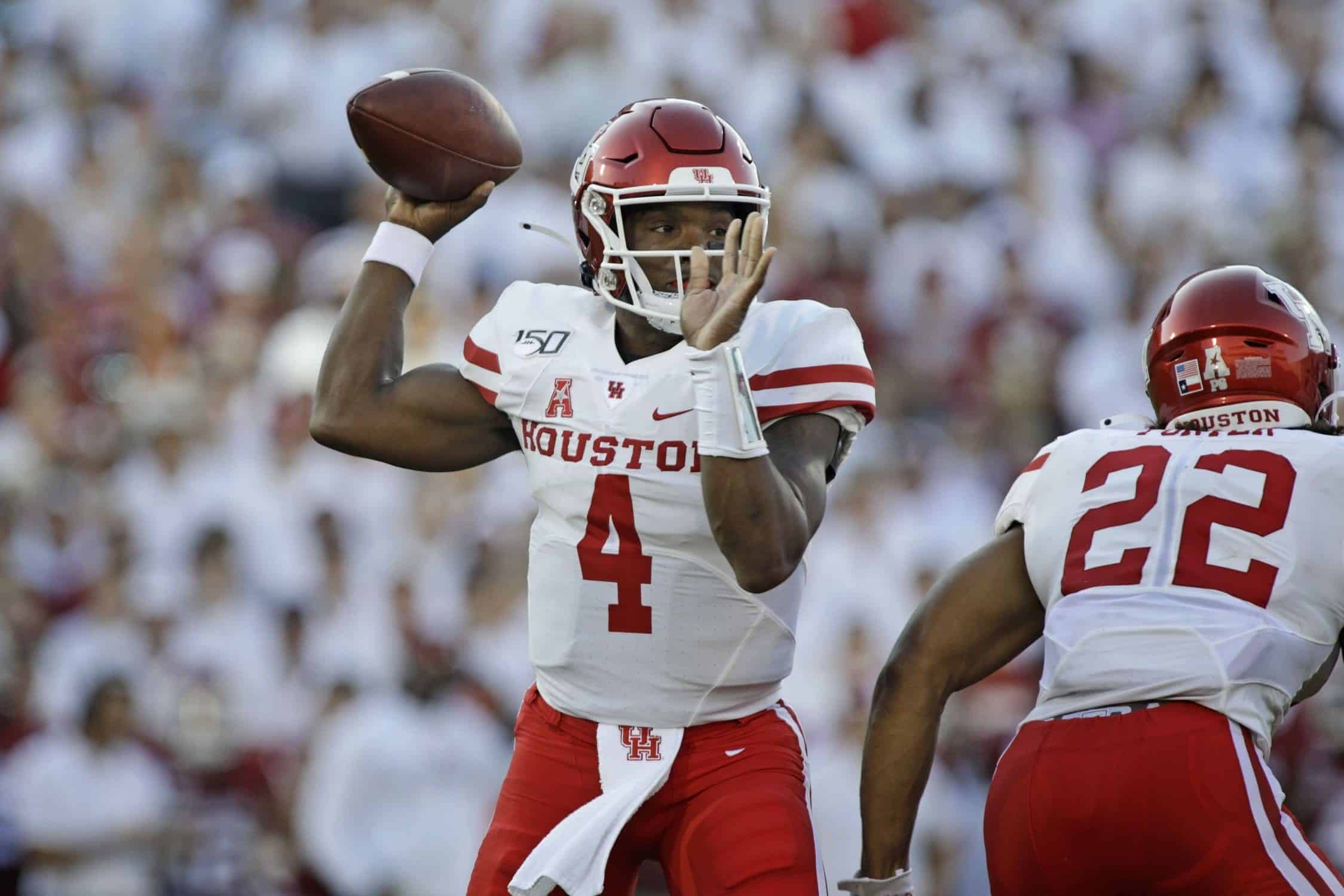 D'Eriq King to redshirt, possibly transfer from Houston
