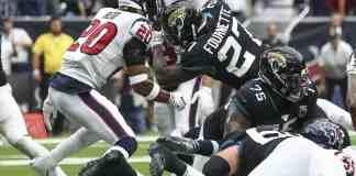 Jacksonville Jaguars - Leonard Fournette