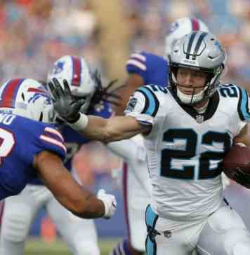 Christian McCaffrey helps case in NFL MVP race after Week 9