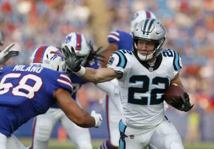 Christian McCaffrey helps case in NFL MVP race after Week 9
