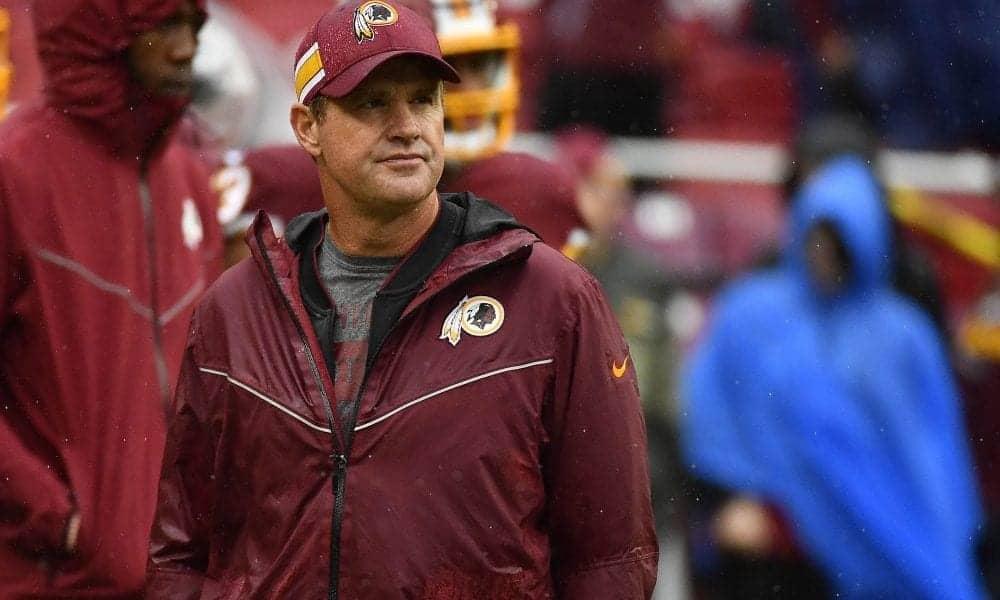 Jay Gruden - Washington Redskins