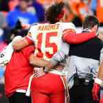 Patrick Mahomes Kansas City Chiefs