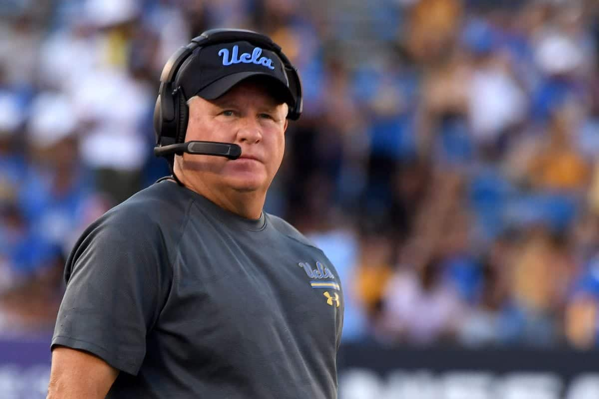 Tony Pauline: Some smoke around Chip Kelly and UCLA possibly parting ways