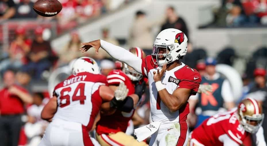 quarterback kyler murray film