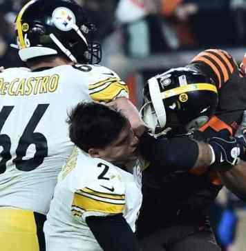 Opinion: The NFL got it right with Myles Garrett's suspension