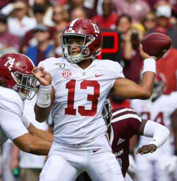 Latest on Tua Tagovailoa, college football, & Pauline's first mock draft (Draft Insiders Podcast)