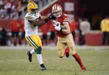George Kittle 49ers offense