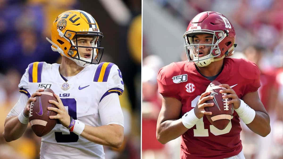 Tua or Trevor? Why teams can't pass on the 2020 quarterback draft class