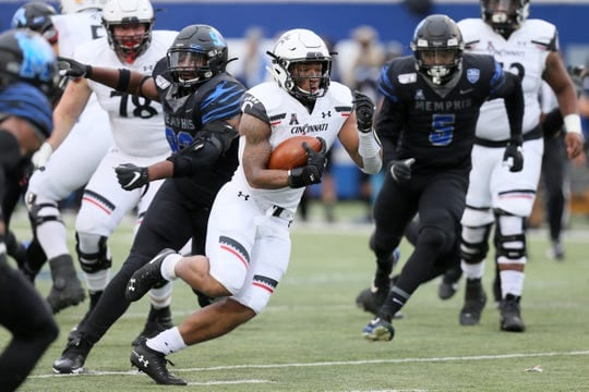 AAC Championship Memphis vs Cincinnati Part II ncaa conference championship