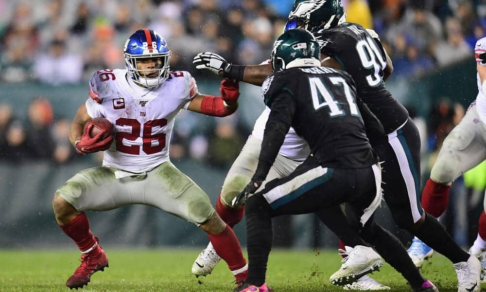 Week 17 NFL Picks: Can the Eagles avoid the upset in the Meadowlands?