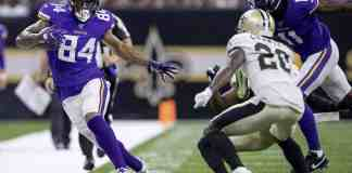 Monday Night Football: Can Vikings TE Irv Smith Jr. help seal the deal?