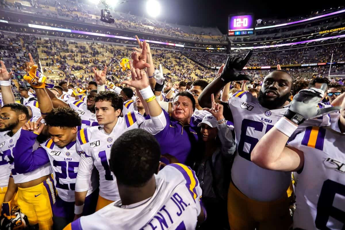 CFB Playoffs: LSU, Ohio State, Clemson and Oklahoma are the final four