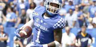 2020 NFL Draft: Kentucky's Lynn Bowden an offensive juggernaut