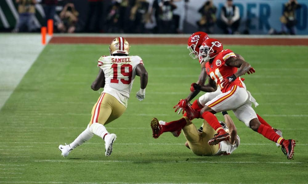 Deebo Samuel shined in Super Bowl 54 despite 49ers loss