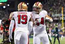 The 49ers wide receivers are being underrated going into the Super Bowl