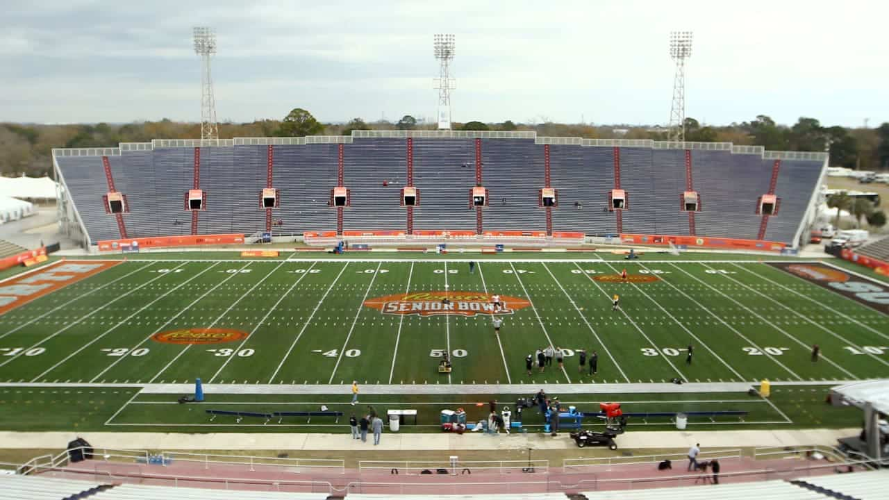 Live from the 2020 Senior Bowl: Tuesday Practice Observations