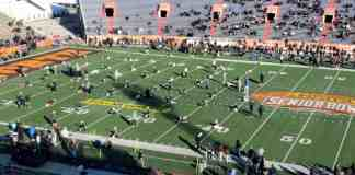 Live from the 2020 Reese's Senior Bowl: Wednesday Practice Observations