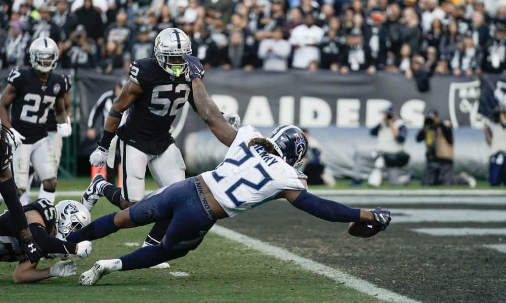 NFL Divisional Round Playoffs: Can the Ravens stop Titans' Derrick Henry? (OSM Preview)