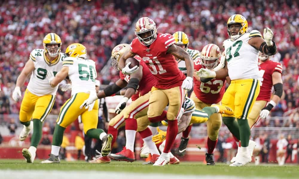 Can the San Francisco 49ers bully their way to a Super Bowl victory over the Kansas City Chiefs?