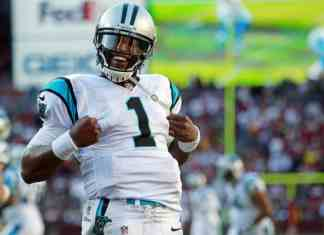 Cam Newton's recovery from past injury is crucial for Panthers' future