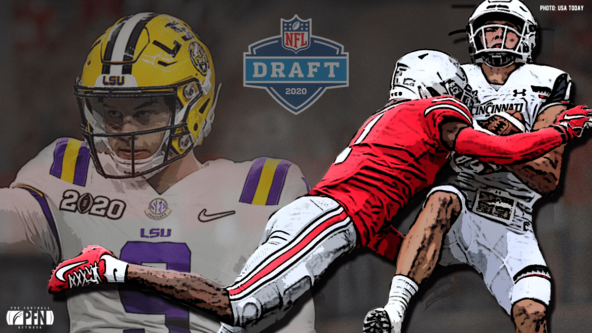 2020 NFL Draft: Pre-Combine 7-round mock draft