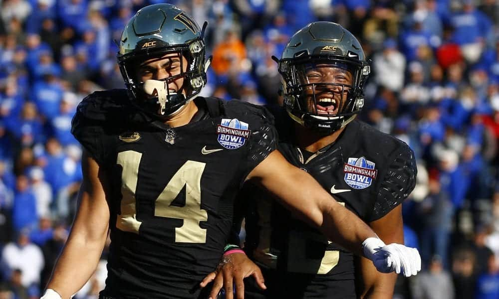 How a new QB impacts Sage Surratt's draft stock in the 2021 NFL Draft
