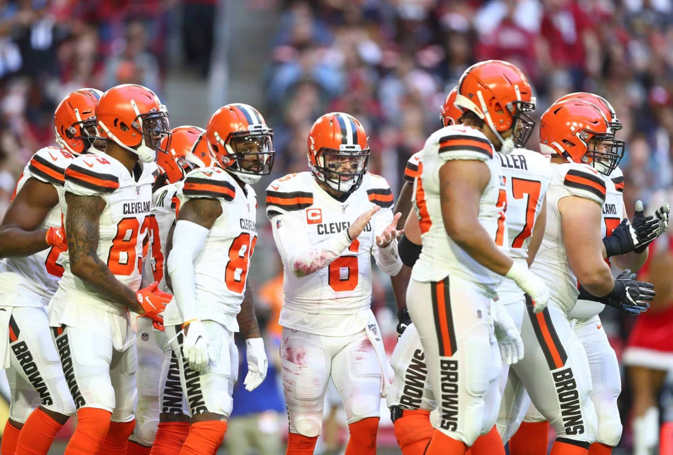 Cleveland browns draft picks 2019