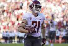 2021 NFL Draft: Is running back Max Borghi the next McCaffrey?