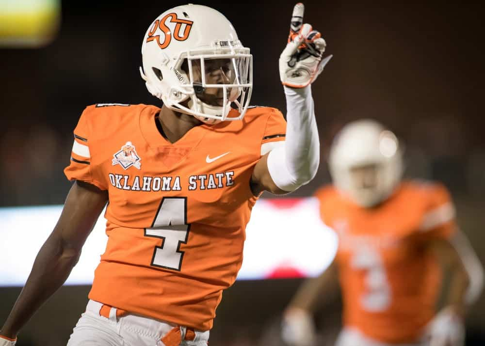 2020 NFL Draft Scouting Report: Oklahoma State CB A.J. Green